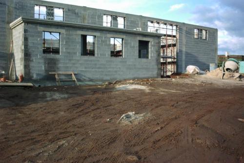 Anno 2004 – Costruzione del nuovo stabilimento loc. Perd'eCaddos